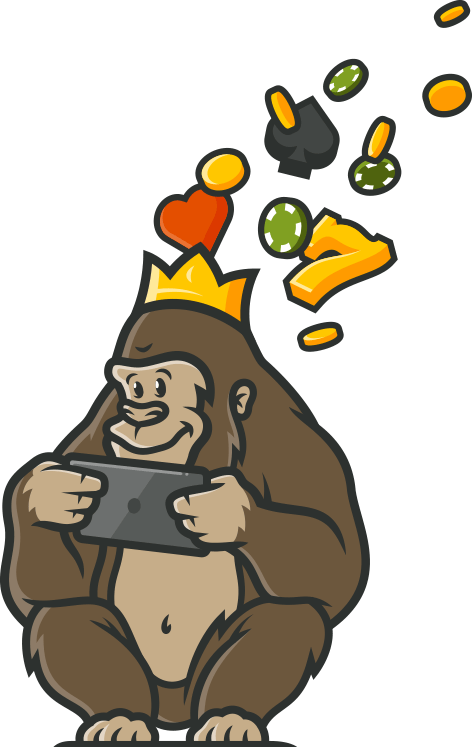 Casino Gorilla playing