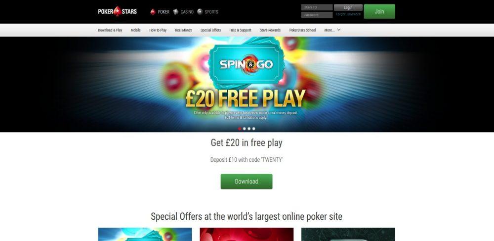 Pokerstars Casino Review - Welcome Bonus Information & Ratings