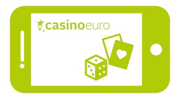 CasinoEuro -nettikasinon mobiilipelit