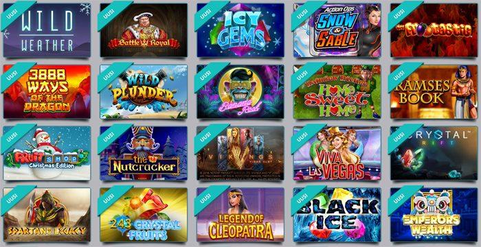 Karamba casino uutuuspelit