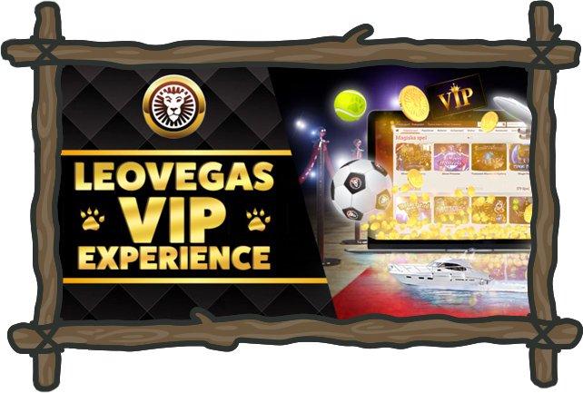 Leo Vegas VIP Experience