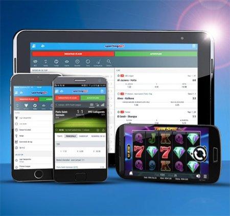 Sportingbet casino mobile version
