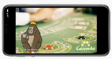 Casimba mobile casino