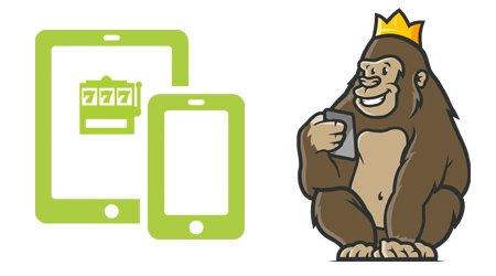 Mobiilipelivalikoimaa