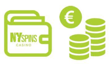 NYSpins casino transactions
