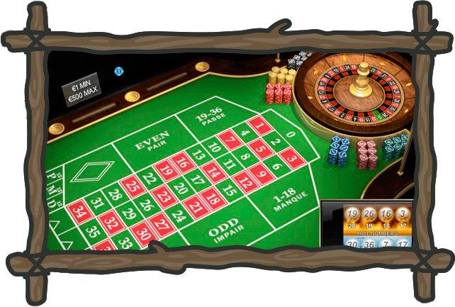 Vinneri live casino French Roulette