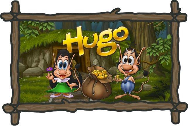 Hugo kolikkopeli
