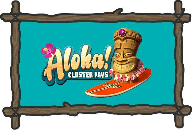 Ilmaiskierrokset Aloha Cluster Pays