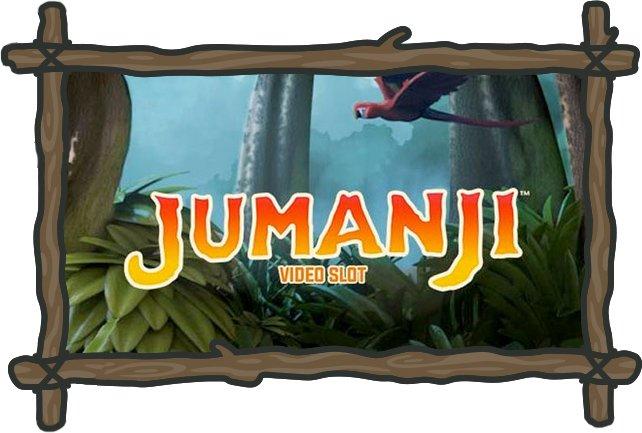 Kolikkopelit Jumanji