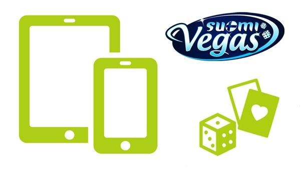 SuomiVegas Casino mobiilipelit