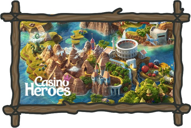 Casino Heroes gamification