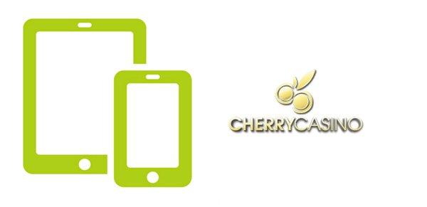 Cherry Casino mobiilipelit