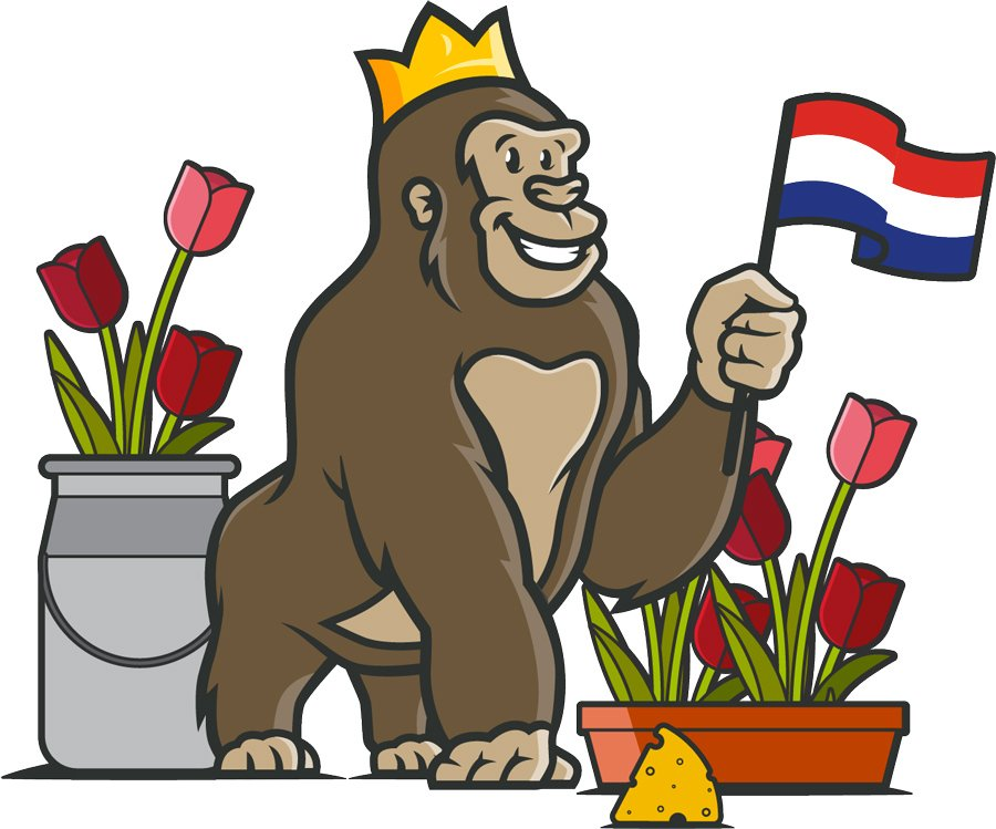 Casino Gorilla graphic