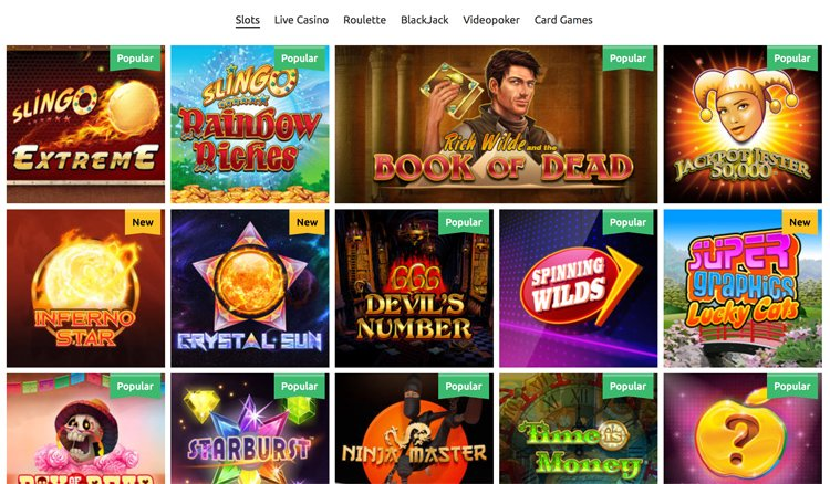 Slots magic casino slot games