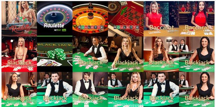 Agent Spinner live casino