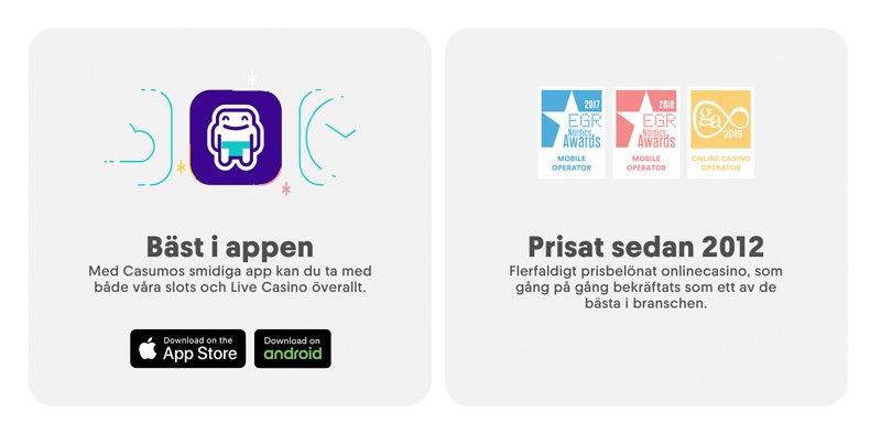 Android och iOS app