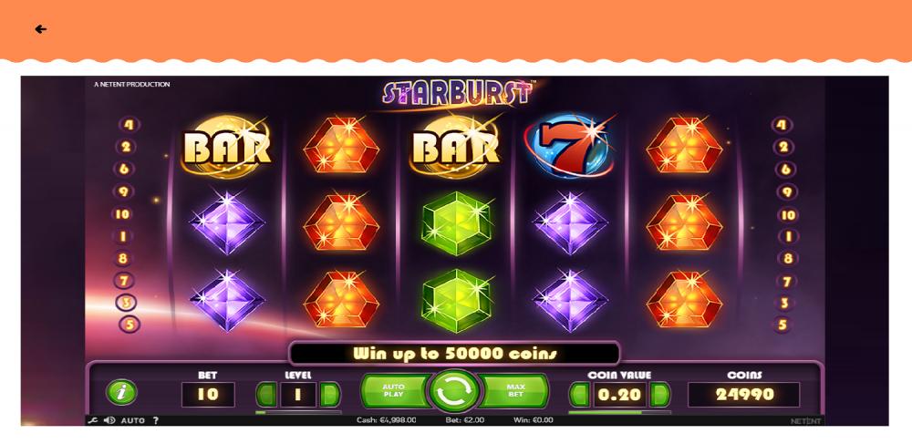 casumo casino erfahrungen starburst