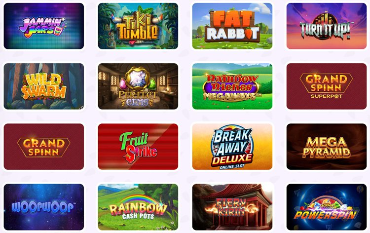 Fruity Casa slot games