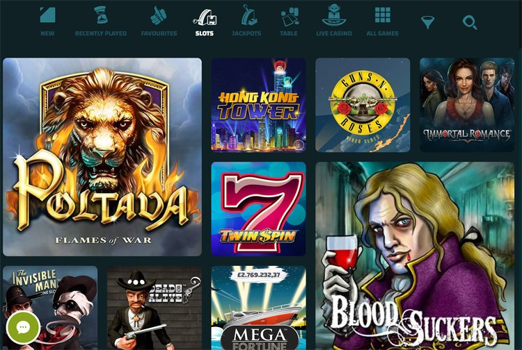 Ikibu Casino slot games
