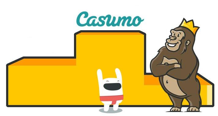 beste online casino casumo
