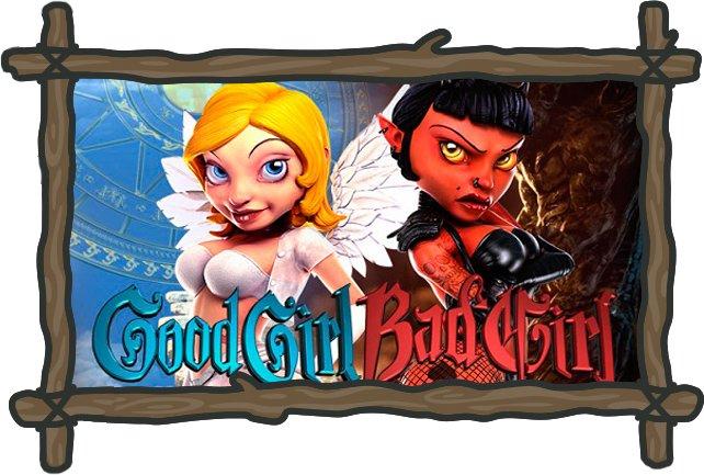 Instacasinon jackpotpelit ja Good Girl Bad Girl