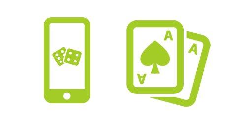 Kasinon mobiilipelit