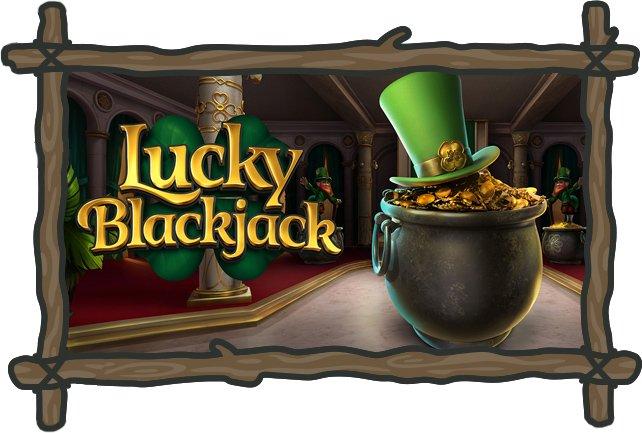 Pelaa Casinon livepelit ja Lucky Blackjack
