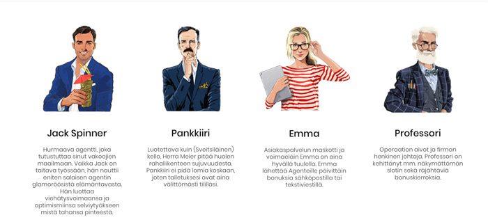 Gamification Agentspinnerillä