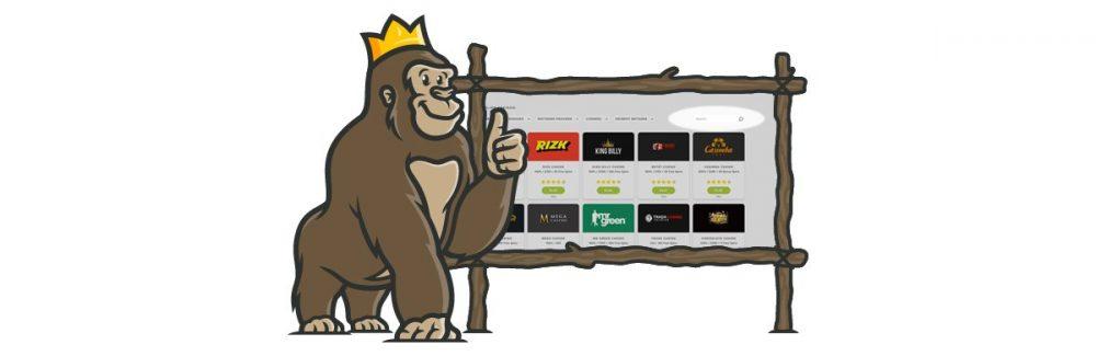 online casinos sortieren