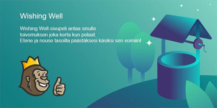 Wishmaker ja wishing well-kampanja