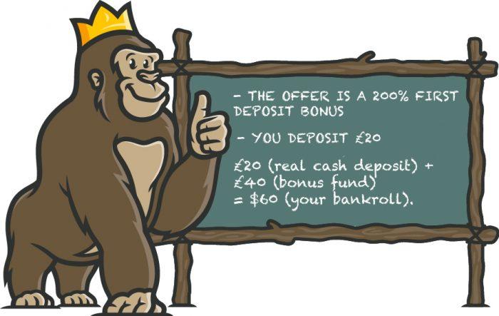 Deposit bonus online casinos