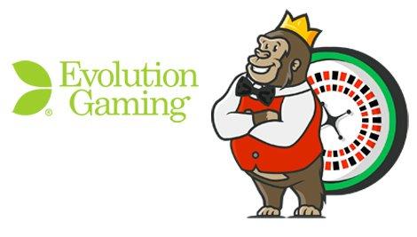 Livepelit ja Evolution Gaming