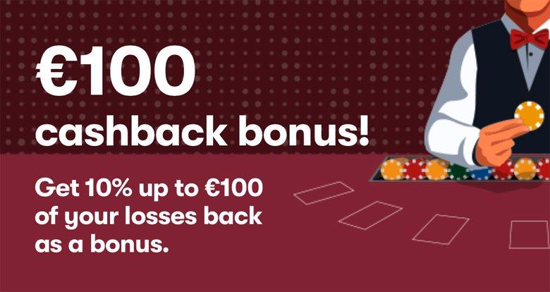 Cashback bonus-tarjous