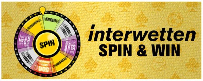 Spin & Win Glücksrad