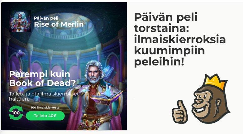 Päivän peli-kampanja