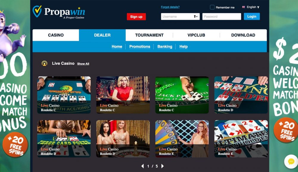 BetConstruct und Evolution Gaming Live Casino