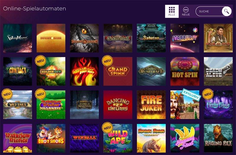 Casino Online spielautomaten