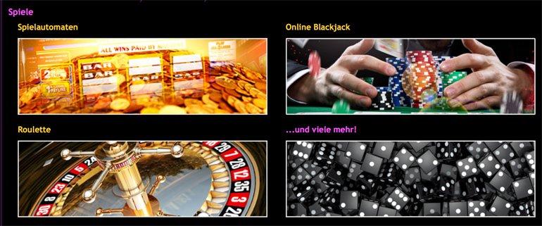 Spiele im online casino