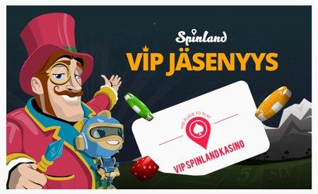 Spinlandin VIP-jäsenyys