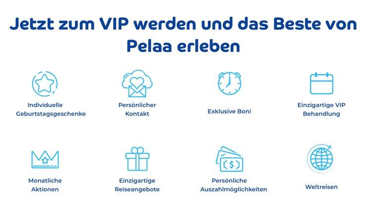 Alle VIP-Vorteile im Online Casino