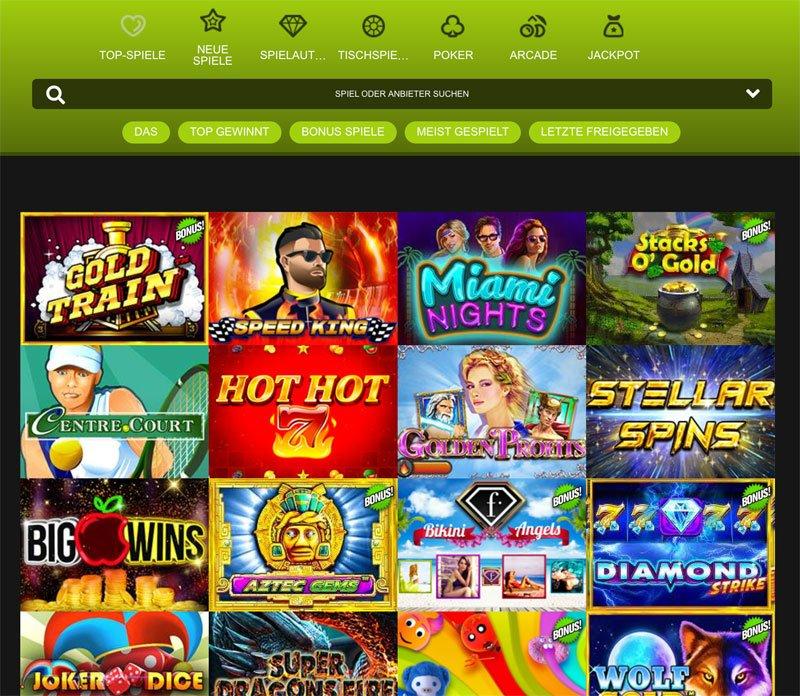 Casdep Casino Spiele