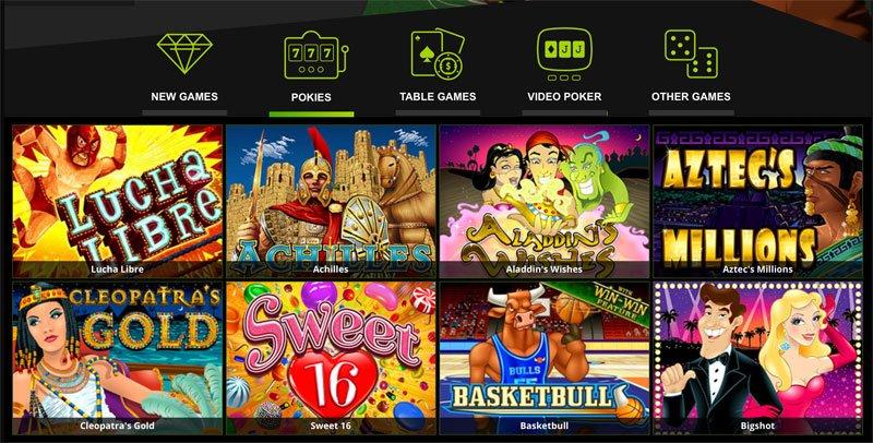 Real Time Gaming Slots