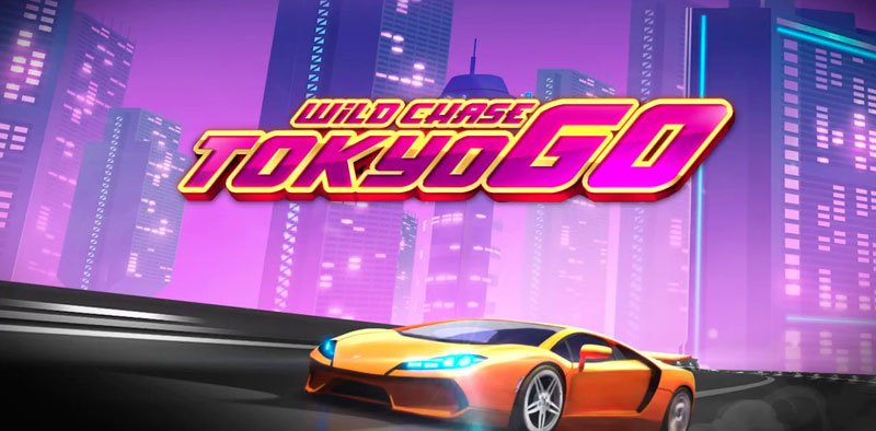Wild Chase Tokyo Go by Quickspin