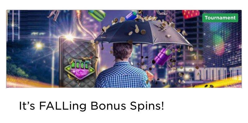 Falling Bonus Spins