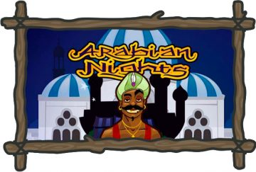 Arabian Nights jackpot spel