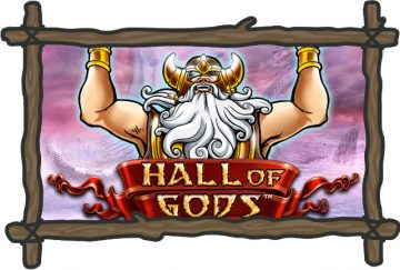 Hall of Gods jackpot spel