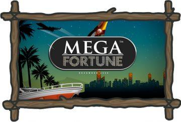 Mega Fortune jackpot spel