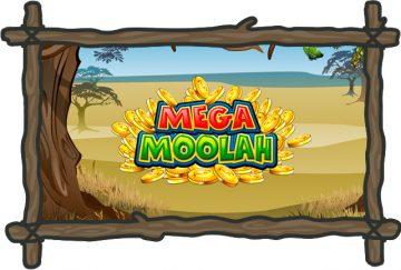 Mega Moolah jackpot spel
