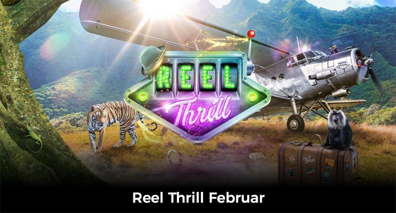 Reel Thrill Februar