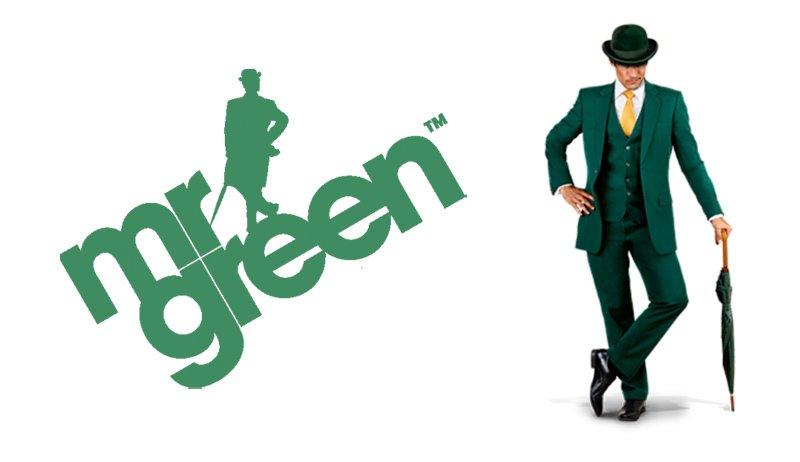 Mr Green edut uusille pelaajille